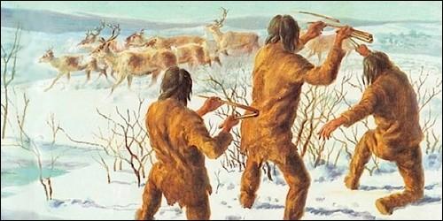 L'homme de Cro-Magnon a vécu :
