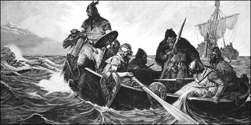 D'où venaient les Viking ?