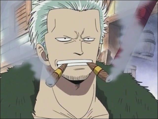 Quel est le grade de Smoker au début ?