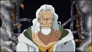 Quel grade avait Silvers Rayleigh ?