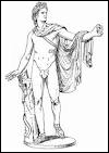 Qui est ce dieu grec ?