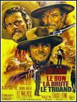 Dans le film 'Le Bon, la Brute et le Truand' de Sergio Leone (1966), quel personnage Clint Eastwood interprète-t-il ?