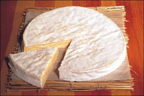 Le Brie de Meaux.