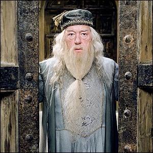 Quelle forme prendrait un épouvantard devant Dumbledore ?