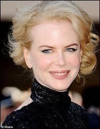 Dans quels films Nicole Kidman a-t-elle joué ?