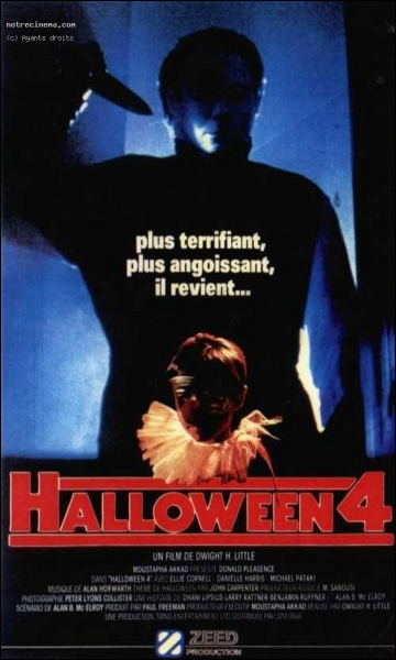 Dans 'Halloween 4', comment s'appelle la fille de Laurie Strode ?