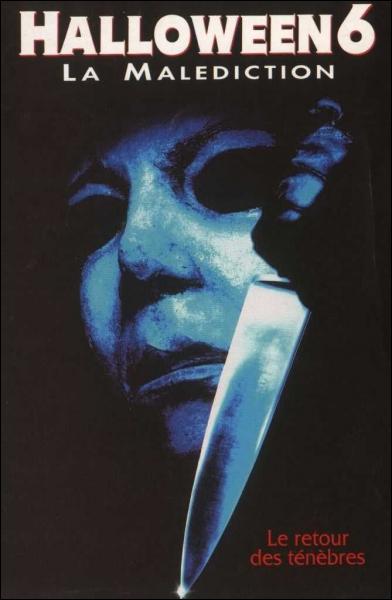 Dans 'Halloween 6', qui est retenu par une secte ?