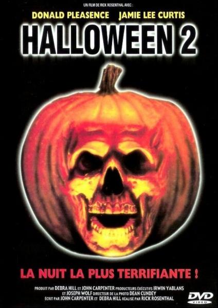 Combien de temps après 'Halloween', 'Halloween 2' est-il sorti ?