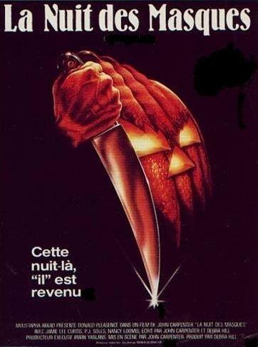 Les célèbres sagas d'horreur : Halloween