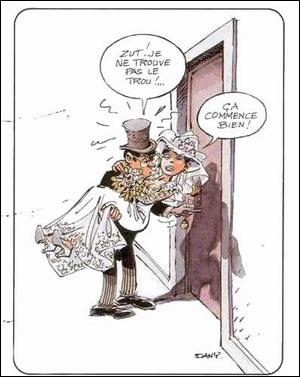 Dans la tradition française, au bout de combien d'années de mariage fête-t-on ses noces de crêpe ?