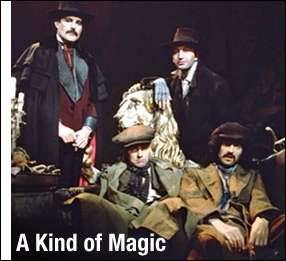 ''A Kind of Magic'' interprété par Queen nous rappelle forcément...