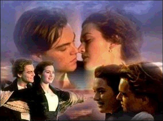 ''Titanic'' ! Avec Céline Dion qui chante ''My Heart Will Go On'' ... Pas sûr que ce soit plus drôle que les Doors ! ... Dans le film, on entend de la musique traditionnelle...