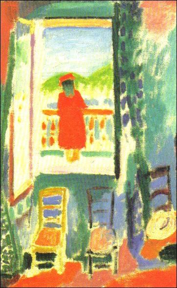 Qui a peint Fenêtre à Collioure ?