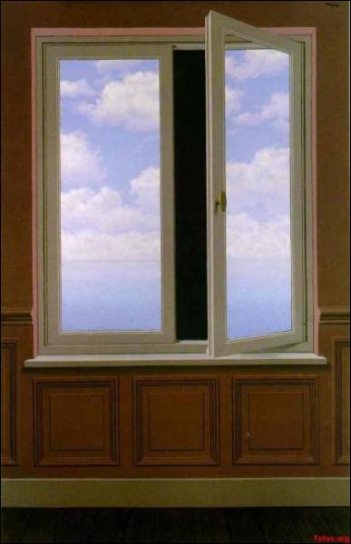 Qui a peint cette fenêtre ?