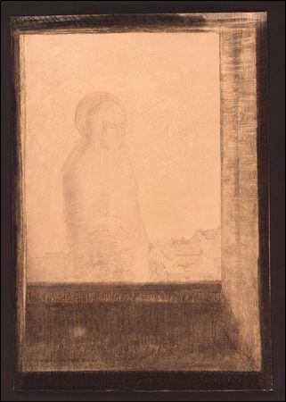 Qui a peint Apparition à la fenêtre ?