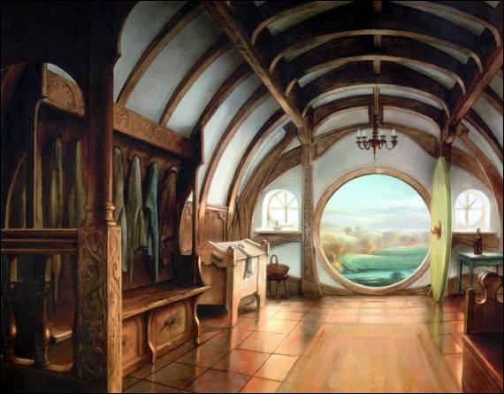 Quel est le nom de la résidence de Frodon et Bilbo Sacquet dans le premier film ?