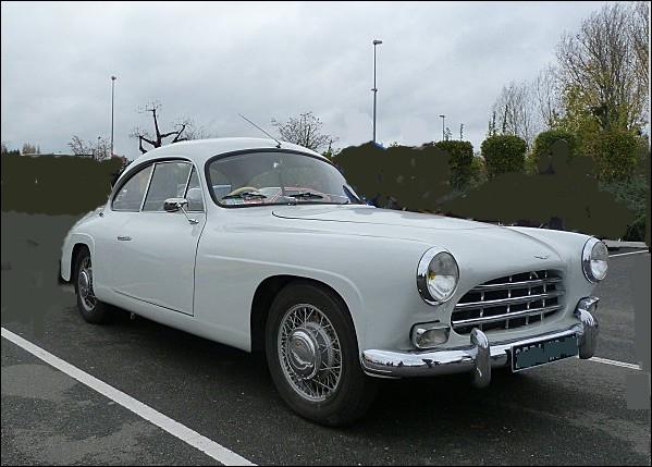 Ce constructeur issu de l'industrie aéronautique, créa ce modèle en 1953 :