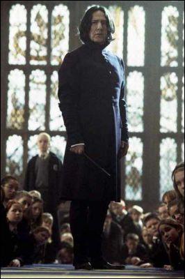 La vérité sur la personnalité de Severus Rogue nous est dévoilée au septième tome. Alors, qui était-il réellement ?