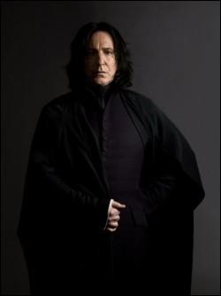 Severus Rogue est un sorcier de sang-mêlé. Mais lequel de ses parents est un sorcier, et lequel est un moldu ?