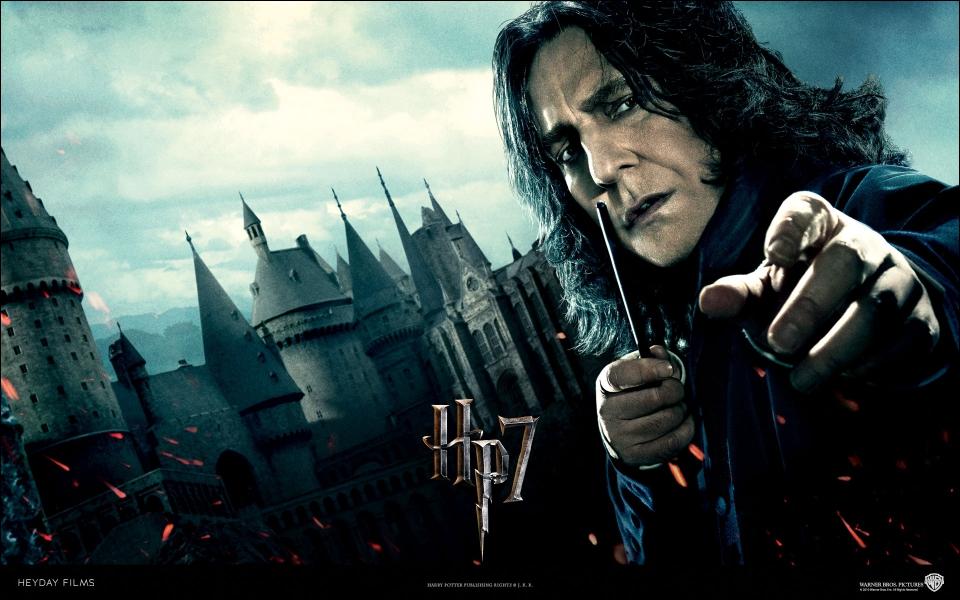Quelle forme prend le patronus de Severus Rogue ?