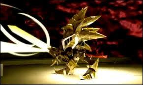 Provoqué par l'épée Excalibur dans Sonic and the Dark Nights :