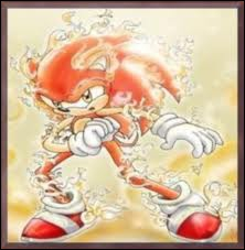 La version la plus puissante de Sonic, dans un comic :