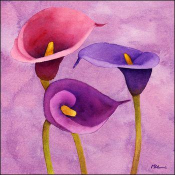 Symphonie en violet est un tableau de ?