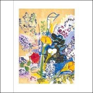 Le bouquet d'arums est le titre de ce tableau de ?