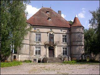 Pendant la guerre de Trente Ans, le château de Sandaucourt fut la propriété de :