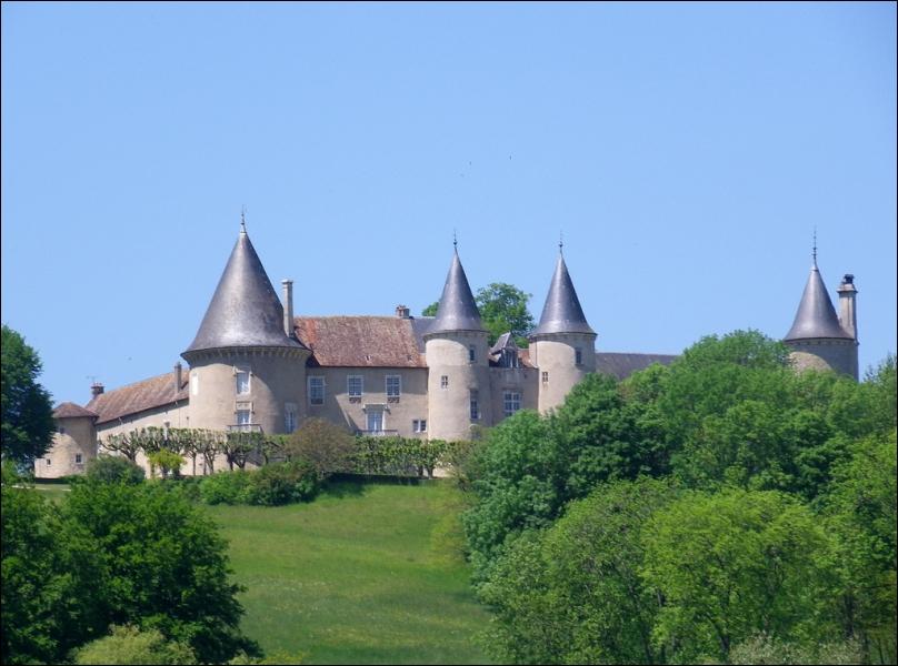 Pendant quel siècle le château de Bourlémont fut-il construit ?