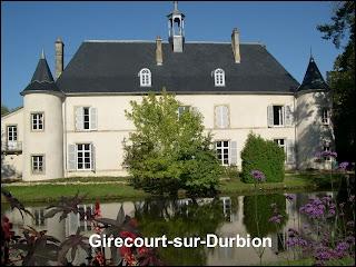 Château de Girecourt-sur-Durbion : construit en 1580 par :