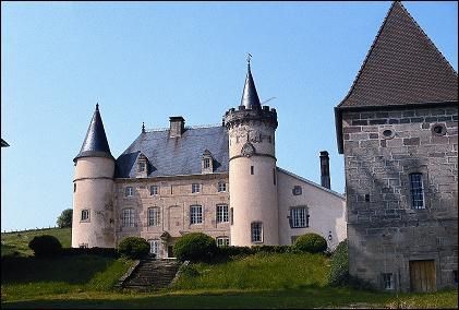 Qui était le premier propriétaire du château de Lichecourt ?
