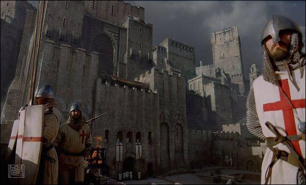 A quelle époque se déroule l'histoire de 'Kingdom of Heaven' ?