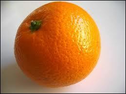 Quelle est la couleur de ce fruit ?