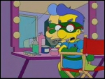 Milhouse a joué au cinéma le jeune assistant de ce dernier. Quel est son nom ?