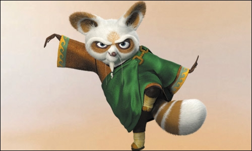 Quizz kung fu panda quiz t l vision - Maitre kung fu panda ...