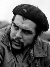 Symbole des révolutions d'Amérique latine, homme politique marxiste, il mourut au cours de la guérilla bolivienne en 1967.
