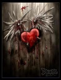 L'amour est comme un champignon ; il est trop tard :