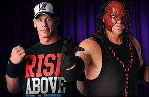 John Cena vs Kane : qui est le vainqueur ?