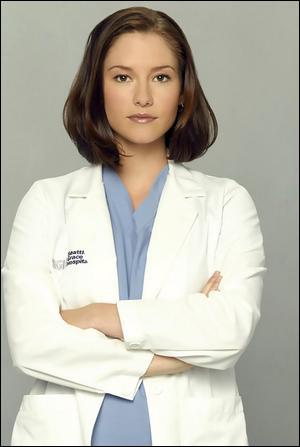 Quel est le nom de ce docteur de Grey's Anatomy ?