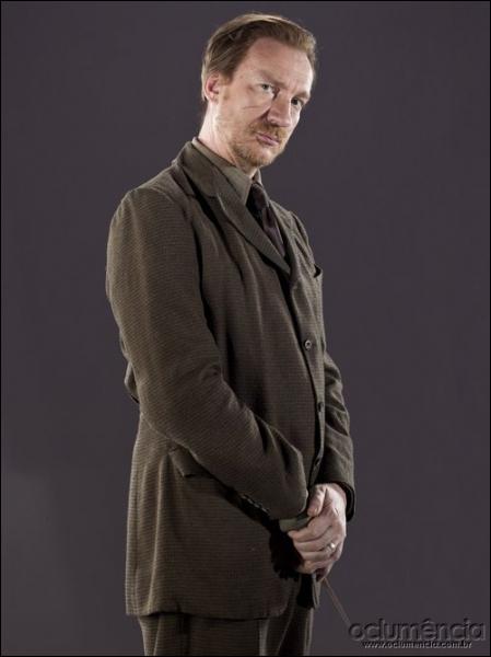 Comment Remus Lupin est-il devenu un loup-garou ?