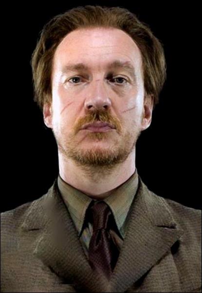 Comment s'appelle le fils de Remus Lupin ?