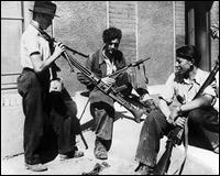 L'opération Bergen (21 juillet 1944) consista pour les Allemands à attaquer les maquisards français sur le plateau …