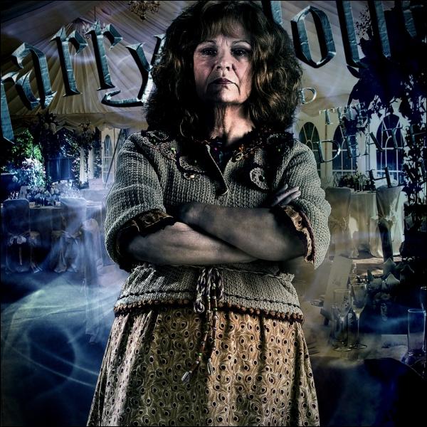 Lequel de ces mangemorts est tué par Molly Weasley ?