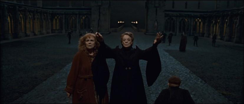 Enfin, quelques anecdotes concernant Molly Weasley. Quel est son épouvantard ?