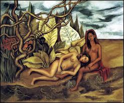 Qui a peint 'Deux nus dans la jungle' ?