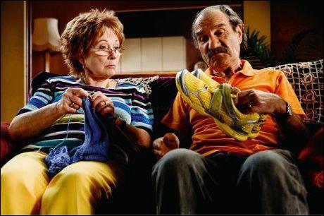 Quels sont les noms du plus vieux couple ?