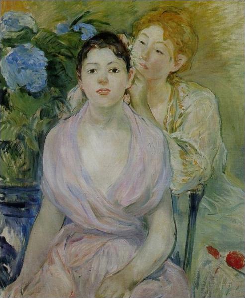 L'Hortensia et les deux sœurs