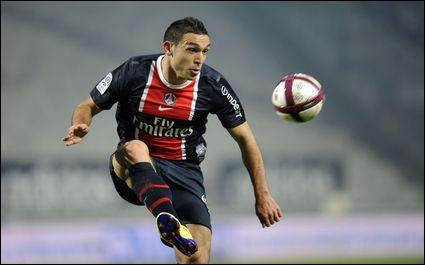 En manque de temps de jeu à Paris, Mevlut Erding a rejoint un nouveau club. Lequel ?