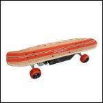 Le skate est le moyen de locomotion préféré de quel enfant ?